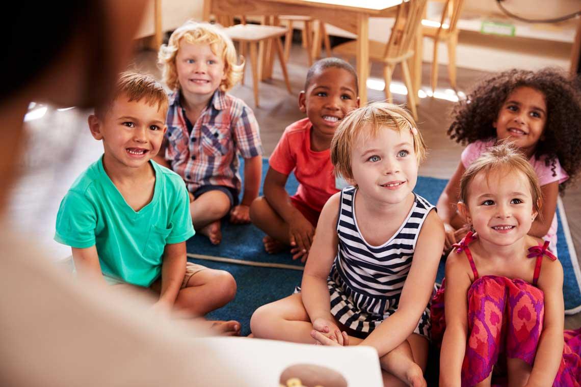 kids nursery looking